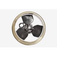 Extractor De Aire Axial Industrial 35 Cm Para Pared Hélice W