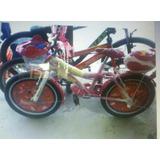 Bicicletas Importadas Nene-nenas Rodado 16-20