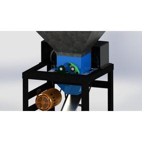 Maquina Quebradora Avellana Piñon 10kg/min