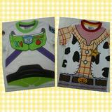 Ropa Franela Para Niños Toy Story, Woody, Buzz, Mickey, Cars