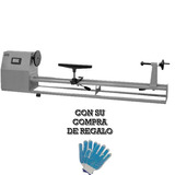 Torno Para Madera 1000mm 370w Bta 4 Vel. + Regalo
