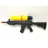 Pistola De Agua Tipo Metralleta Water Gun