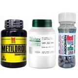 Kit Definição Metildrol + Sekka Adomen + Dilatex Original