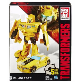 Transformers Bumblebee 5 Pasos Hasbro