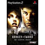 Broken Sword: The Sleeping Dragon - Ps2 Patch + Encarte