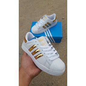 check out 25824 e8ed6 Zapatos adidas Superstar Dama Y Caballero
