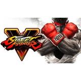 Street Fighter V Digital Ps4 Cuenta Primaria
