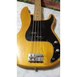 Bajo Squier Precision Bass Pastillas Seymour Duncan