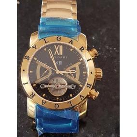 Relogio Bvlgari - Relógio Masculino no Mercado Livre Brasil 63bb0202e1