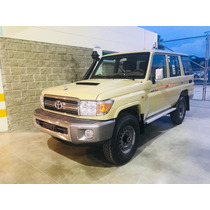 Toyota Land Cruiser Hzj76