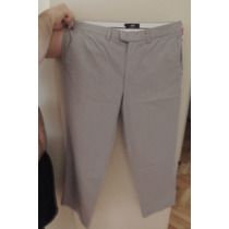 Pantalon Sport New Man - Talle 46 - Color Gris - 100%algodon