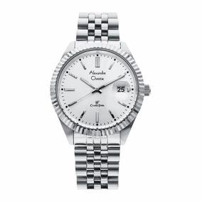 Reloj Alexandre Christie Classic Steel 5002mdbsssl
