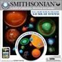 Colgante 3-d De Smithsonian Y Brillante Sistema Solar