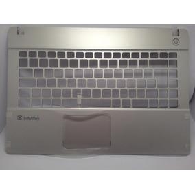 Carcaça Base Notebook Itautec W7730 Pn6-39-w3452-013-n