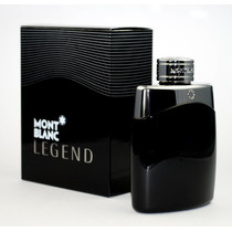 Perfumes Importados Mont Blanc Legend 100 Ml, Originais.