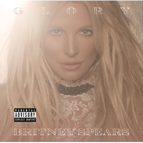 Cd Britney Spears - Glory - Black Friday