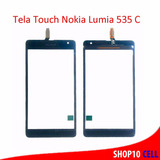 Tela Touch Screen Microsoft Nokia Lumia 535 Rm 1092 Original