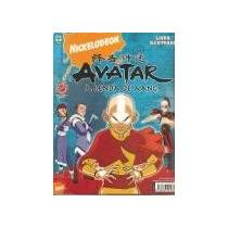 Avatar E A Lenda De Aang Lote Com 151 Figurinhas Sem Repetir