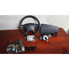Kit Airbag Do Honda Civic 2001 Até 2005 Completo