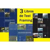 Combo! 3 Libros De Steel Framing - Arq. Jauregui
