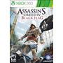 Original Para Xbox 360 Assassins Creed Black Flag
