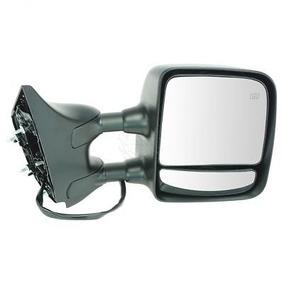 Ver Espejo Poder Caliente Telescópico Remolque Cromado Rh De