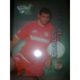Tarjetas Fútbol Liga Mx 2001, Minimo 5 Tarjetas Por Envío,