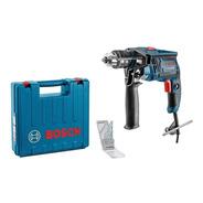 Taladro Percutor Bosch Gsb 13 Re 650w Maletin +set De Mechas