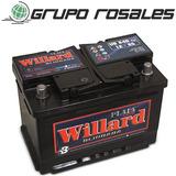 Batería Auto Willard Ub840 12x85 Peugeot 504 Diesel 97/...