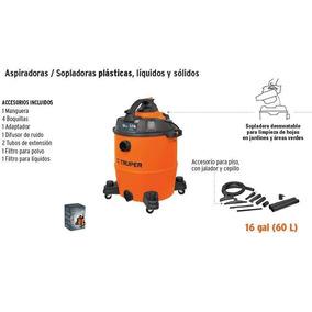 Aspiradora Y Sopladora Para Limpiar Líquidos Y Sólidos 6.5hp