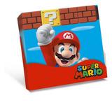 Guardanapo Folha Dupla Super Mario