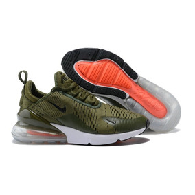 Tenis Nike Air Max 270 Military Green Envio Gratis