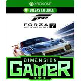 Forza Motorsport 7 - Xbox One - N Codigo