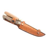 Cuchillo La Mission Modelo P3 Con Chaira - Artesanal