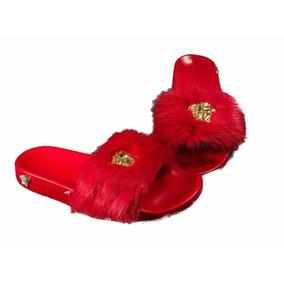 Flats Sandalias Versace Louis Vuitton Envío Gratis
