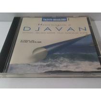 Cd O Piano De Luiz Avelar - Homenagem A Djavan