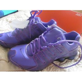 Zapatillasmujer Nike Color Morado