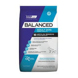 Vital Can Balanced Raza Mediana 20kg Zonas Envio S/cargo