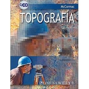 Libro Topografia C/ Cd / Jack Mccormac / Limusa