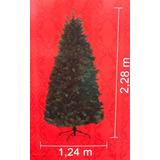 Pino Arbol Navidad Navideño Apariencia Natural 2.28 Mts.