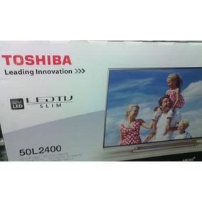 Tv Toshiba 50 Pulgadas Modelo 50l2400 Led Slim