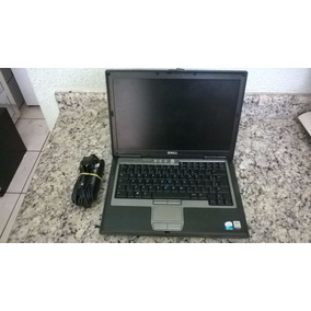 Notebook Dell D620, 1gb Ram, 40gb Hd, Core Duo 1.66ghz