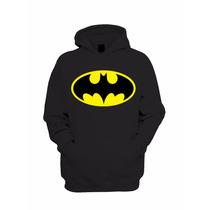 Moletom Do Batman Blusa Canguru Masculino Feminino Geeks