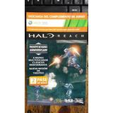 Codigo Mapas Aniversario Halo Reach