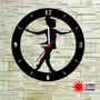 Relógio Gama Laser - Relógio Decorativo Bailarina