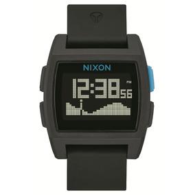 Reloj Nixon Black/blue Base Tide
