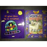 Libros Niños Didácticos Rompecabeza