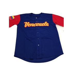 Jersey Camisola Beisbol Venezuela