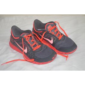 finest selection c002f d05c4 Zapatillas Nike Free Run 3 Usadas Talle 37.5 (us 6.5)
