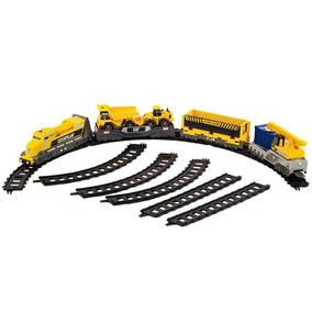 Trem Locomotiva Caterpillar Cat Iron Diesel Train Dtc 3643